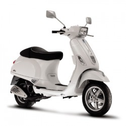 scooter 45km vespa S 4t-4v wit monte 544