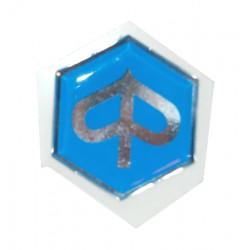 sticker piaggio logo voorscherm fly/zip2006 4t piaggio orig 574771