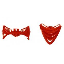 rooster set voorscherm zip2000sp rood DMP