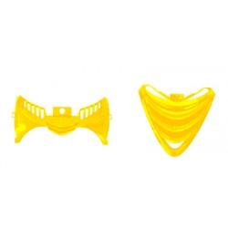 rooster set voorscherm zip2000sp geel DMP