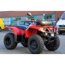 Yamaha Grizzly 350 4WD Met NL kenteken NIEUW