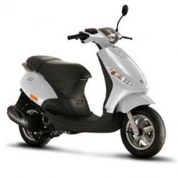 Piaggio Zip 2000 wit 4 takt SNOR / BROM