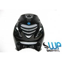 Piaggio Zip SP 2000 voorkap origineel zwart