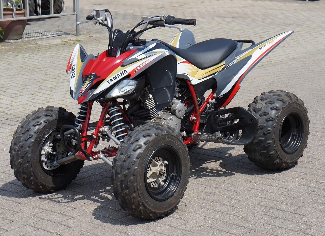 Http//occforeclosurenet/2012/2012 Yamaha Yfm700r Raptor Motorcycle