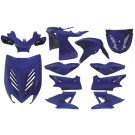 plaatwerkset special rossi aerox blauw DMP 11-delig