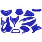 plaatwerkset sr2000 blauw DMP 10-delig