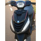 Piaggio Zip 2000 Gold Edition kappenset SP 4 delig