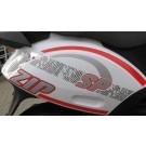 Piaggio Zip 2000 / SP achterkap / zijkap origineel wit